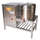Electric soya bean milk maker