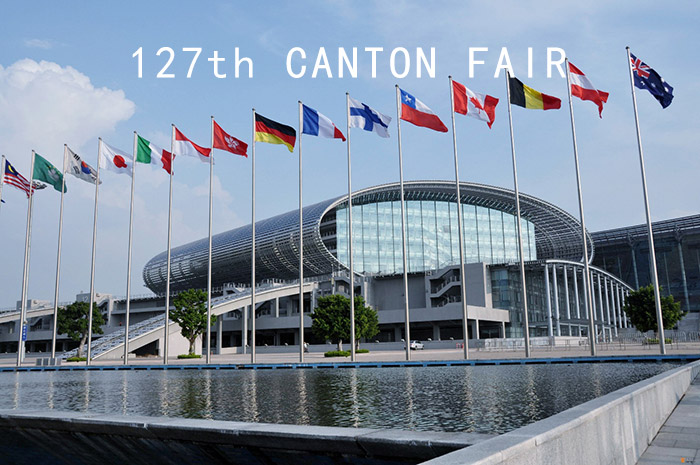 127TH ONLINE CANTON FAIR,BOOTH NUMBER 1.1 G11