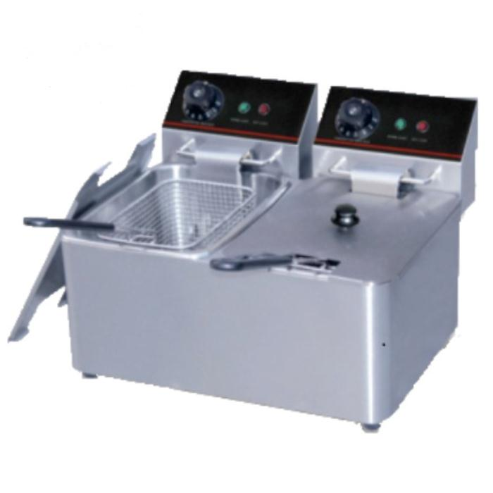 Electric Single Fryer 6L×2