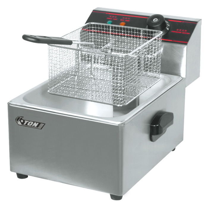 Electric Single Deep Fryer 8L