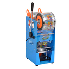 Manual sealing machine with counter