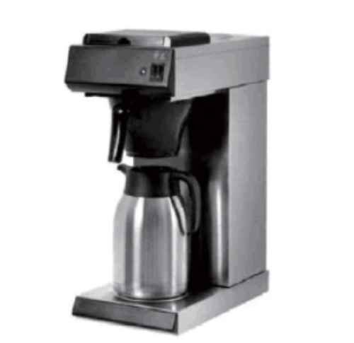 Stainless steel  coffee machine