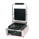 Electric contact grill (half grooved) CE