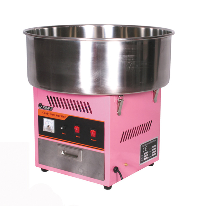 Electric candy floss machine  CE